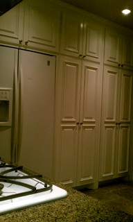 Sovereign Quality Custom Remodelers - Custom Pantry & kitchen cabinets